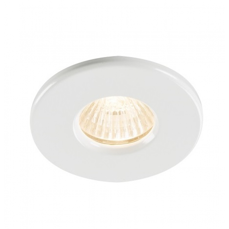 IP65 White GU10 or MR16 Recessed Downlight