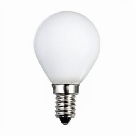 Opal Golf Ball Bulb 25W SES