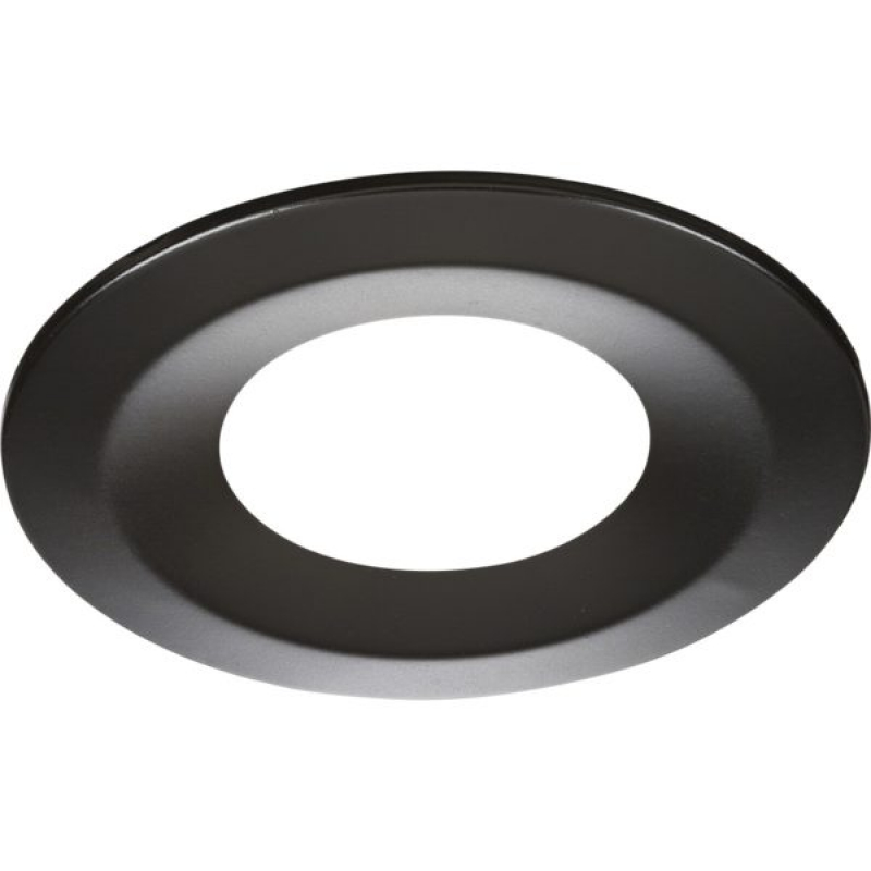 Knightsbridge Matt Black Bezel for RW6 IP65 Downlights RW6MB