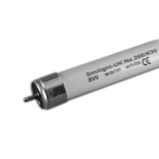 Smilight SMI8WW 8W Fluorescent Tube 226 Warmwhite F8T5-IL