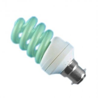 Helix 18w BC Green Energy Saver