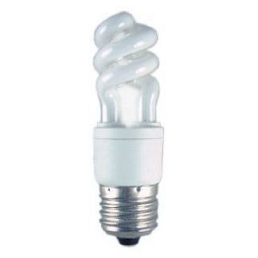 Luxina 7W ES Micro Helix Compact Fluorescent
