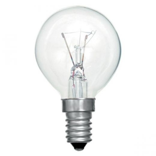 24Volt 40Watt E14 45mm Golf Ball Lamp