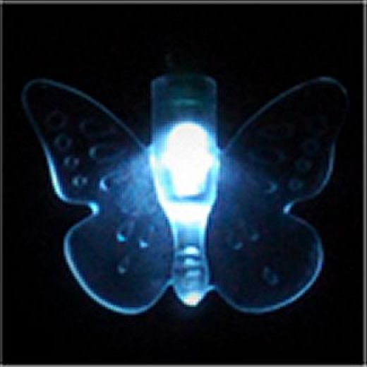 SS7618 LED Fairy Light Butterfly Attachment x 50