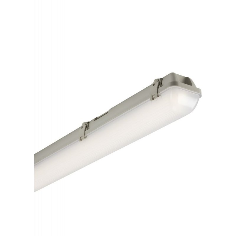 Knightsbridge 4ft 23W IP65 Emergency LED Non-Corrosive Batten 4K
