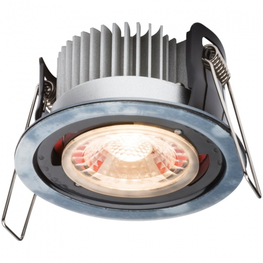 Knightsbridge ProKnight LED 8W 3000K Fire Rated Fixed VFR8WW