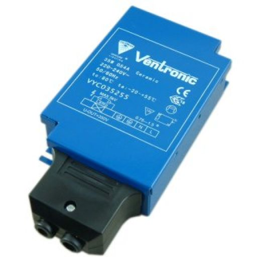 Ventronic VYC035255 35W Electronic Ballast For HID Lamps