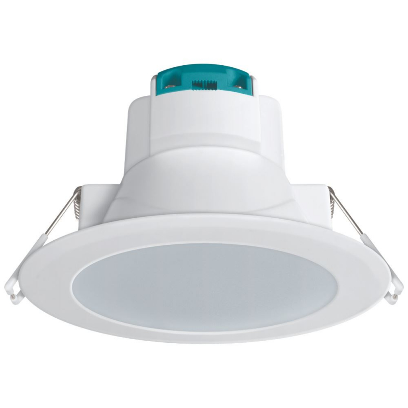 LED Corinth 6546 10 watt Cool White LED Downlight Fitting