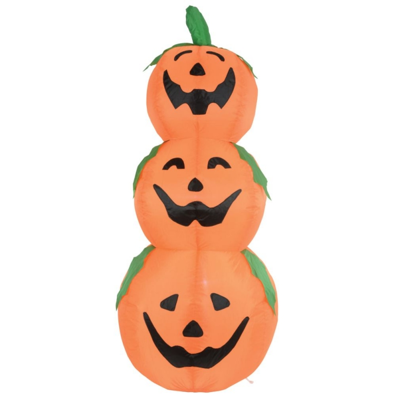 4ft Halloween Inflatable Pumpkins SPECIAL OFFER
