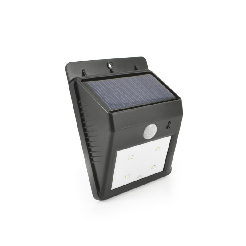 Wedge Solar Motion Welcome Solar Powered Wall Light - SS9849