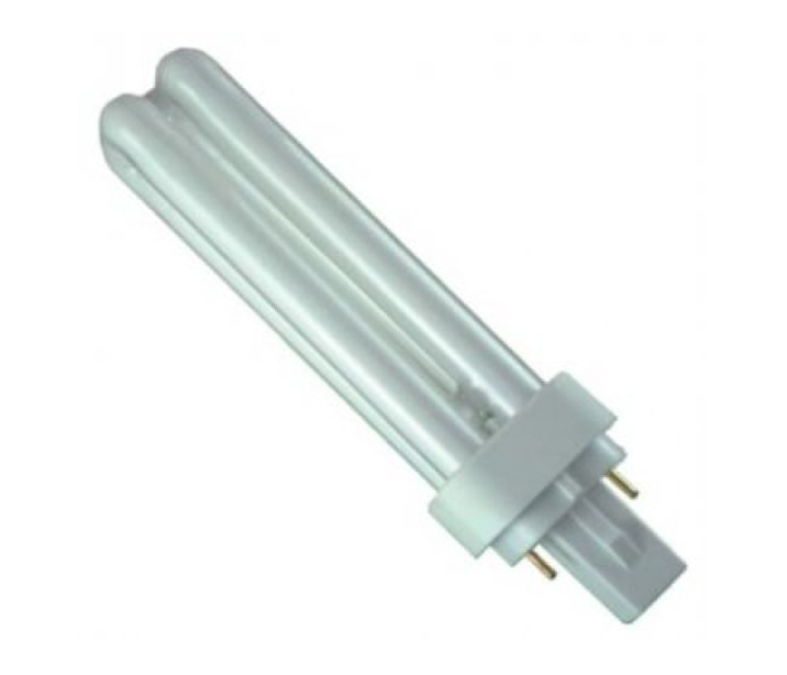 D-2 Pin Low Energy Fluorescent