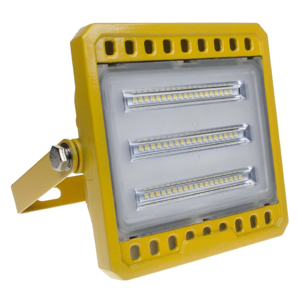 110V and Rechargeable LED Site Floodlights