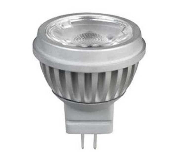 LED MR11 and MR8 Light Bulbs
