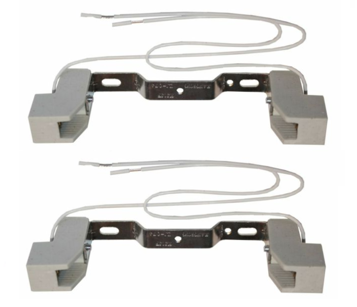 Lamp Holders For Linear Tungsten and Metal Halide Lamps