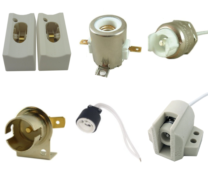 Other Lamp Holders - R7s, GU10, E11, Ba15s & S14S