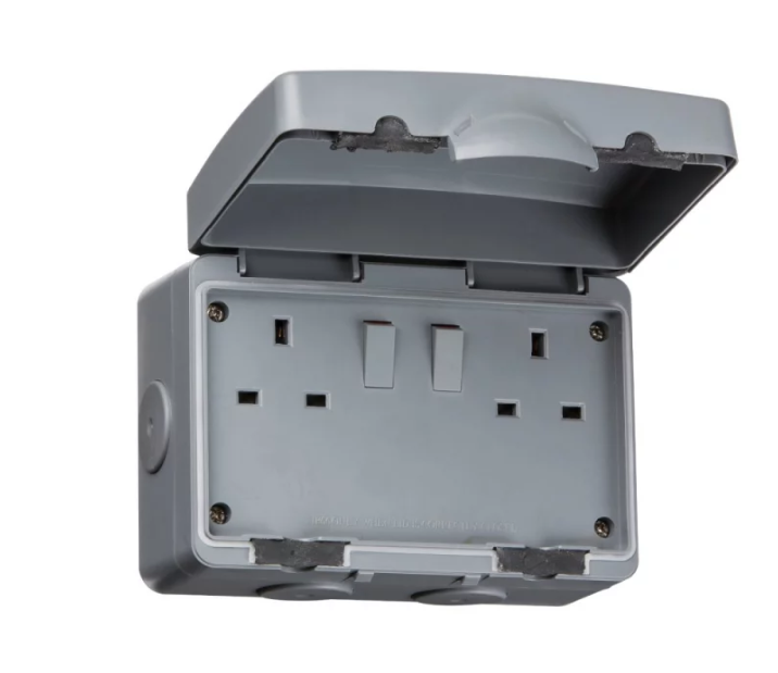 Outdoor Weatherproof Sockets