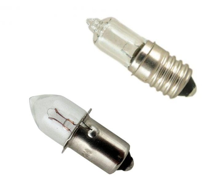 Miniature Replacement Torch Bulbs