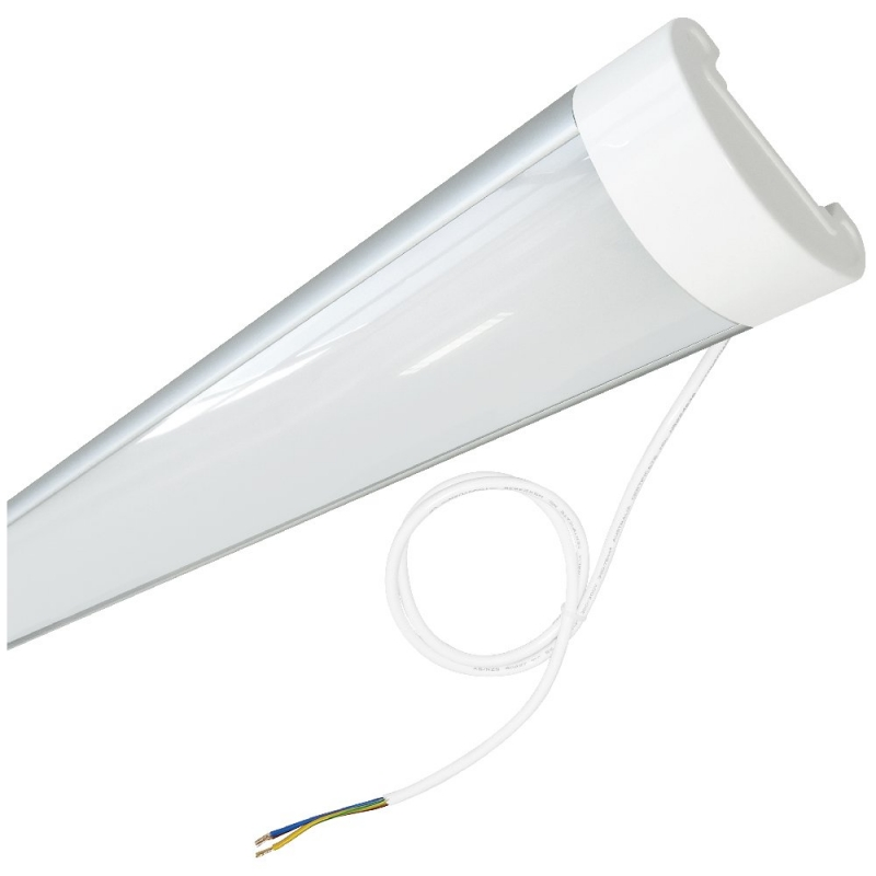 Single and Twin LED Batten Fittings